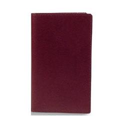 Pocket Belgian Bonded Open Wallet