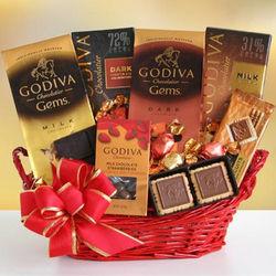 Sweet Ghiradelli Delights Gift Basket