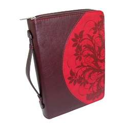 Trendy Lux Leather Bible Cover