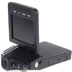 HD Vehicle DVR Dashboard Camera