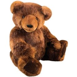 Grizzly Teddy Bear Stuffed Animal