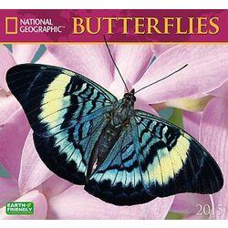 2015 Butterflies Wall Calendar