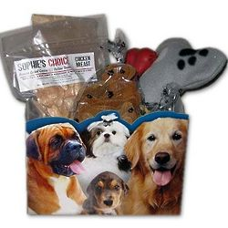 Tail Wagging Doggy Gift Box