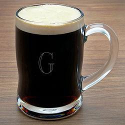 Hamburg Engravable Beer Mug