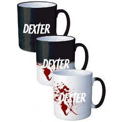 Dexter Heat Sensitive Mug