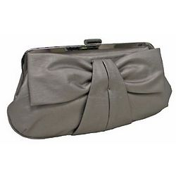 Bow Clutch Handbag