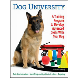 Dog University Training Book