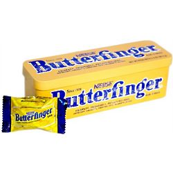 Nestle Butterfinger Bar Gift Tin