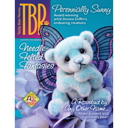 Teddy Bear Review Magazine 6-Issue Subscription