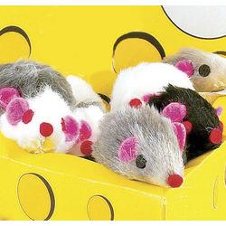 Fur Mice Cat Toys