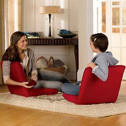 Five-Position Floor Chair Set