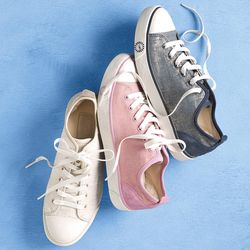 Women's Evera Metallic Sneaker