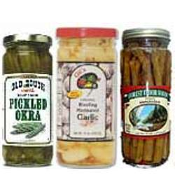 Pickled Veggie of the Month Club