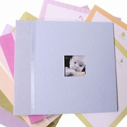 Luxe Baby Days Memory Album