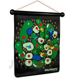 Magnetic Golf Dart Game