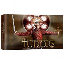 The Tudors Complete Series DVD Box Set