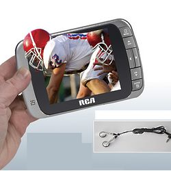 Portable Digital Tv