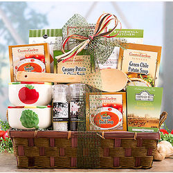 Country Gardens Soup Gift Basket
