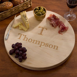 Personalized Lazy Susan Serving Tray