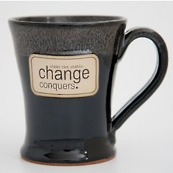 Change Conquers Coffee Mug