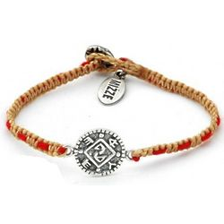 Authentic Red String Inside Bracelet for Positive Changes