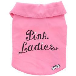 Grease Pink Ladies Dog Coat