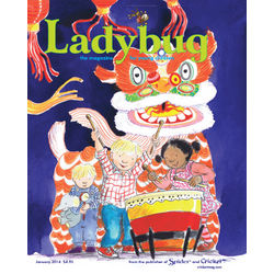Ladybug Magazine 9-Issue Subscription