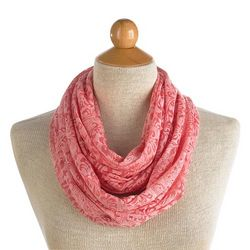 Burnout Infinity Scarf