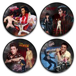 Elvis Presley Vinyl Revolution Wall Decor Collectiond