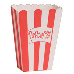 Large Popcorn Box