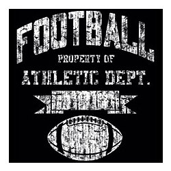 Football Athletic Dept. T-Shirt