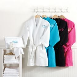 In the Bag Personalized Robe