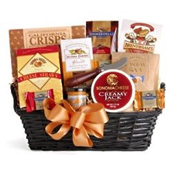 Especially for You Gourmet Snack Basket