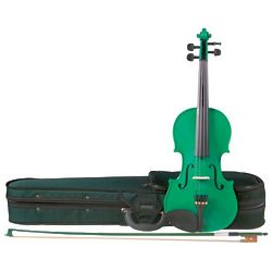 Premier Sparkling Green Violin