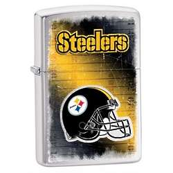 Personalized NFL Zippo Lighter