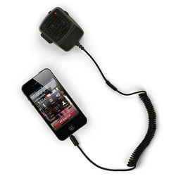 Cell Phone Walkie Talkie Handset