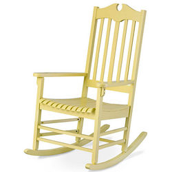 Jamestown Wood Porch Rocking Chair