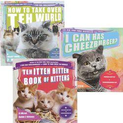 Cat Speak Book Set