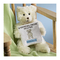 Personalized Whispers from Heaven Bear