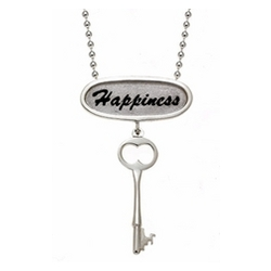 Key to Happiness Necklace