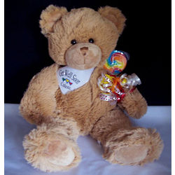 Personalized Get Well Soon Bear