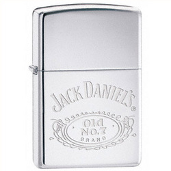 Jack Daniels Personalized Zippo Lighter