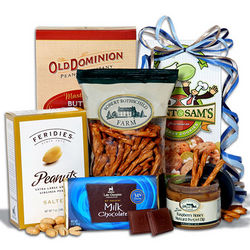 Kosher Gift Basket Stack