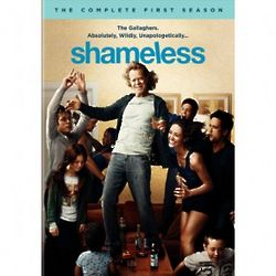 Shameless Complete First Season DVD