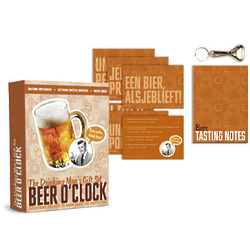 Beer O'Clock Quiz and Notebook