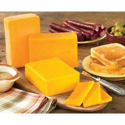 Cheddar Cheese Sampler Gift Box
