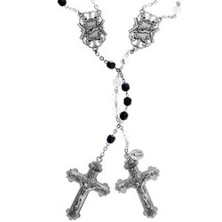 Wedding Rosaries for Bride and Groom