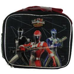 Power Rangers School Lunch Box
