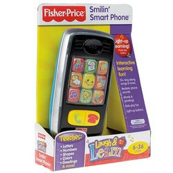 Laugh and Learn Smilin' Smart Phone Toy