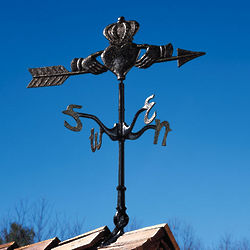 Claddagh Rooftop Weathervane